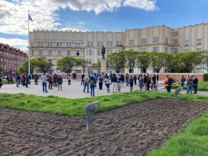 V Hradci Králové se bude dnes demonstrovat. Už podruhé za poslední měsíc