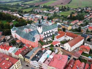 Broumov chce být Evropským hlavním městem kultury