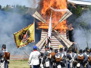 Letošní výročí bitvy 1866 nabídne bitevní scénu a program po celém kraji