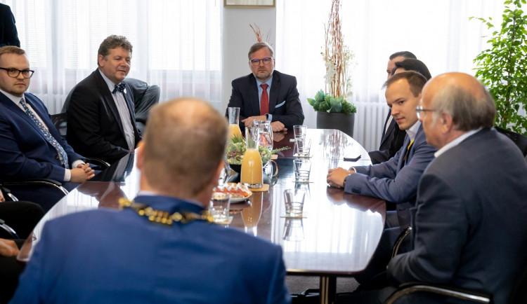 Hradecká ODS je pro změny ve vedení města. Spolupráci nabídla i Změně a Zeleným