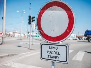 Úprkova ulice v Hradci Králové se dočká rekonstrukce. Hlavní průtah Malšovicemi bude uzavřen
