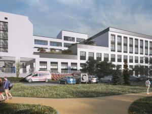 Krajské zastupitelstvo dalo zelenou rekonstrukci nemocnice v Rychnově nad Kněžnou