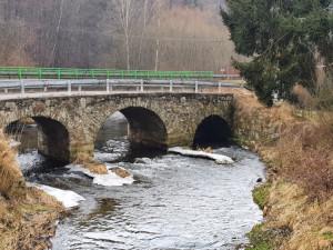 Opravy mostů v Temném Dole v Krkonoších vyjdou na 170 milionů korun. Hotovo bude do konce roku 2022