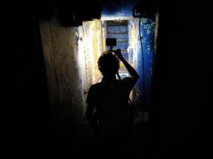 Lukáš Rybka odhaluje veřejnosti tajná místa v královéhradeckém podzemí