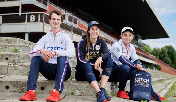 Na Letních olympijských hrách bude hradecký kraj reprezentovat šest rodáků