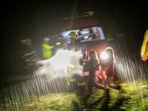 Bouřka udeřila hlavně na Rychnovsku, hasiči evakuovali dětské tábory