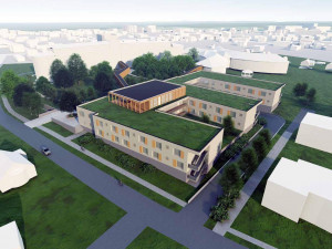 Domov U Biřičky čeká rozšíření a modernizace za 726 milionů korun