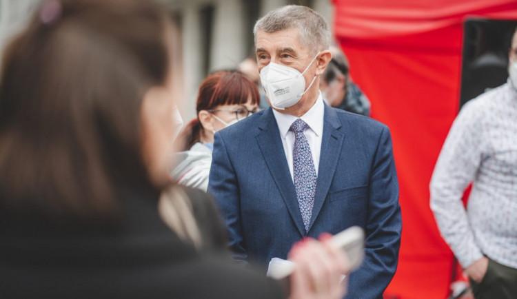 Královéhradecký kraj dnes navštíví premiér Andrej Babiš a ministr zdravotnictví Adam Vojtěch