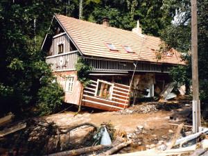 Stalo se před 23 lety: Rychnovskem se prohnala ničivá povodeň, zemřelo šest lidí