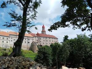 Náchodský zámek dnes otevřel expozici věnovanou rodu Schaumburg-Lippe