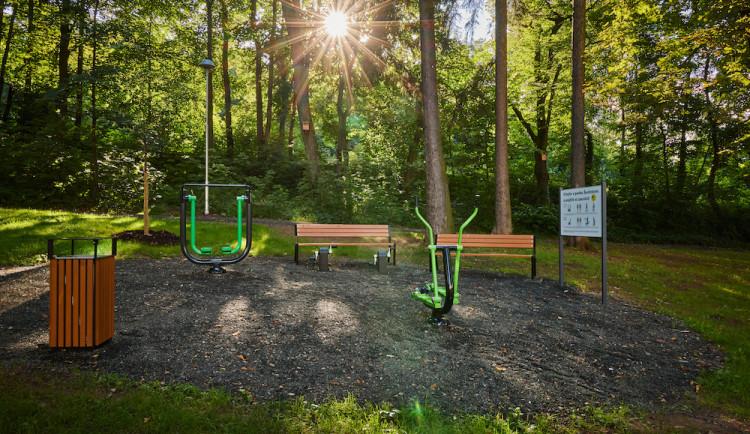 Trutnovský park Šestidomí je po rekonstrukci. Netradičně ho oficiálně otevře městská policie