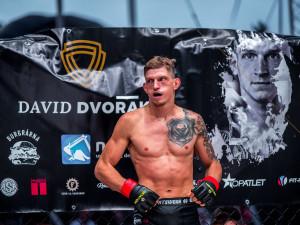 MMA bojovník Dvořák z Hradce Králové podepsal novou smlouvu s organizací UFC
