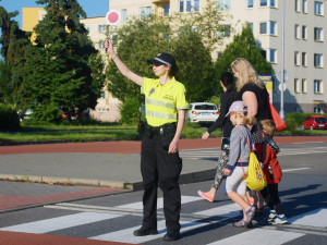 Na přechodech pro chodce budou zítra ráno strážníci. Dohlédnou na děti i řidiče