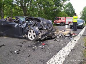 O prázdninách zemřelo v Hradeckém kraji na silnicích 13 lidí. Téměř dvojnásobek proti loňskému roku