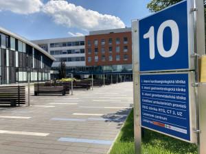 Zájem o postcovidové centrum v Hradci Králové trvá. Kapacita je z větší části naplněna