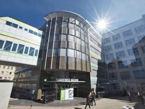 Náchodská nemocnice se probojovala mezi top 33 staveb v soutěži Stavba roku 2021