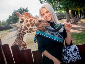 Světově proslulá návrhářka podpoří záchranu nosorožců