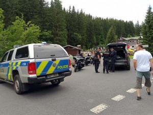 Motorkáři dostali další pokuty za vjezd do Obřího dolu. Každý z nich za 20 tisíc korun
