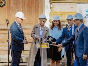 V Jičíně zahájili stavbu domova seniorů se 120 lůžky