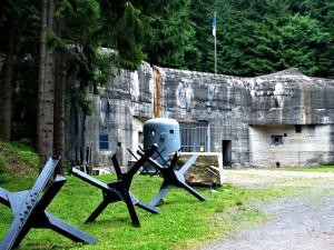 Pevnost Dobrošov bude mít nové vybavení. K vidění bude legendární kulomet vzor 37