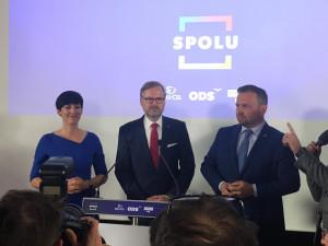 VOLBY 2021: Koalice SPOLU se domluvila s PirSTAN. Uzavřená je dohoda o spolupráci