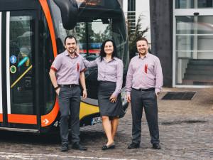 Jaké je to být řidičem MHD? Veřejnost si může vyzkoušet řídit autobus v Hradci Králové
