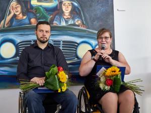 Trutnovská radnice ocenila paralympioniky. Rodáci Musilová a Kisý přivezli dvě stříbra a bronz
