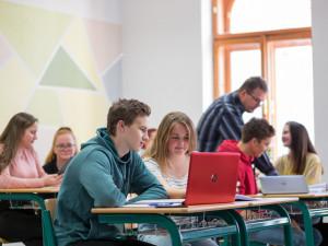 Na středních školách v kraji vzniknou talentová centra. Ve studentech mají rozvíjet nadání