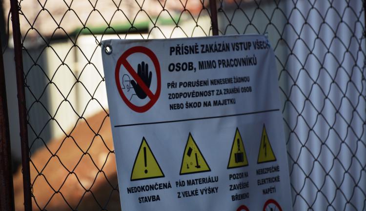 Oprava budovy Muzea východních Čech jde podle plánu, skončí na jaře