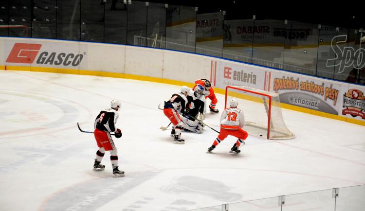 Prestižní univerzitní derby ovládl Hradec, domácí Pardubice prohrály vysoko 2:6