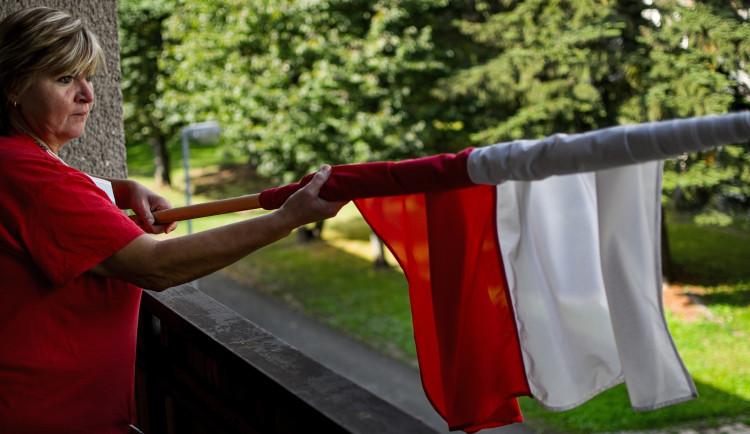 GALERIE: První volební den v Královéhradeckém kraji