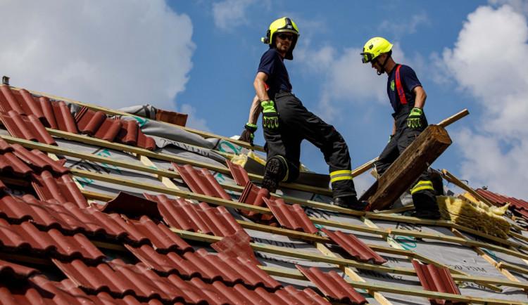 GALERIE: První víkend hradeckých hasičů na jižní Moravě